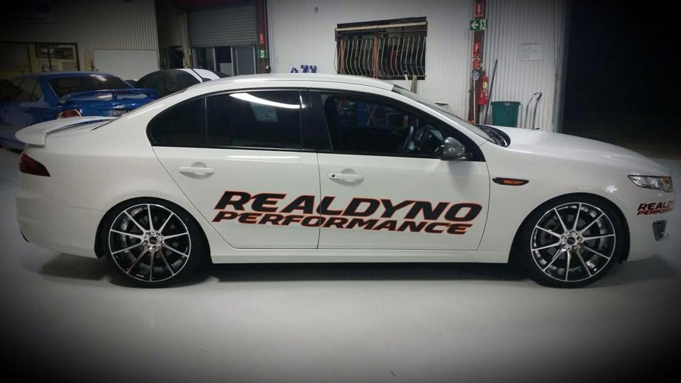 Real Dyno cars - Real Dyno Performance - Ford Performance, Dyno